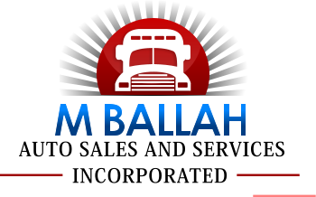 M Ballah Auto Sales and Services Incorporated Logo